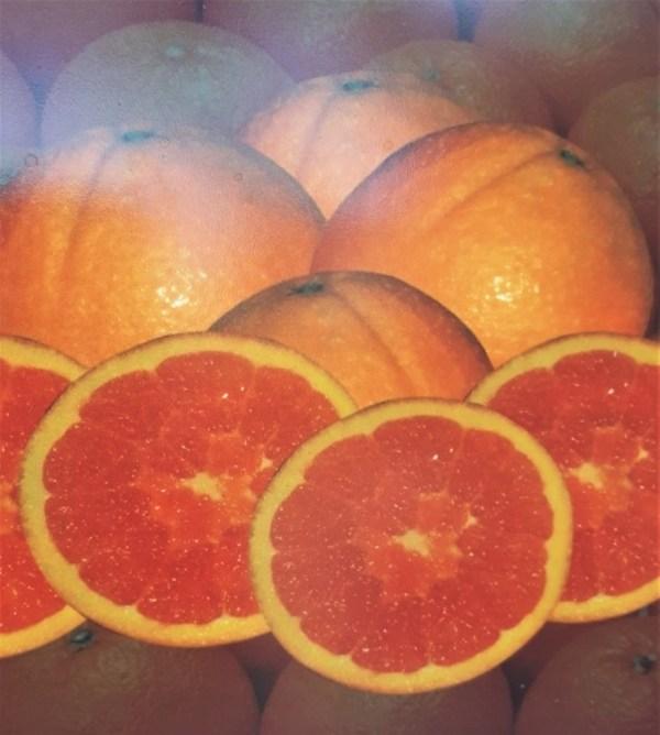 naranjo sanguinelli rojo por dentro la naranja
